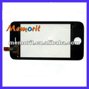 Capacitive multi touch screen