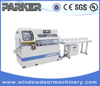 Aluminum Profile Auto Feeding Corner Key Cutting Machine/ aluminum window door fabrication machine