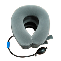 Samderson Adjustable Air Inflatable Cervical Collar Neck Pillow