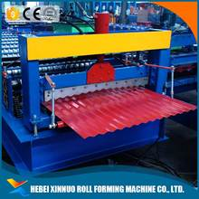 High quality frp roofing sheet corrugation machine tile making machinery