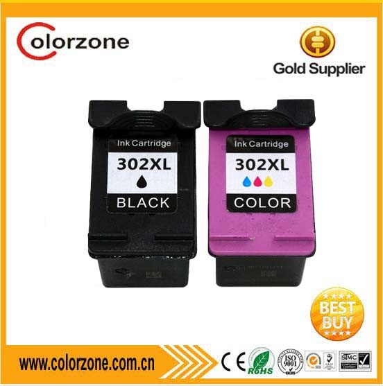 compatible hp 302 xl ink cartridge for hp f6u68ae f6u67ae buy for hp f6u68ae f6u67ae for hp. Black Bedroom Furniture Sets. Home Design Ideas