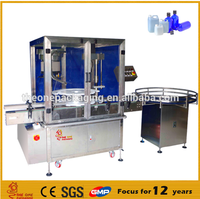 Automatic Piston Olive Oil Bottling and Capping Machine