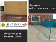Yard guard galvanized & pvc welded wire mesh Fence