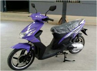 Latest design well-formed lady use scooter with 150cc Single Cylinder, 4 Stroke