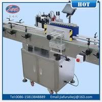China factory price top quality fabric softener bottle labeling machine