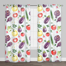High quality new designs curtain for kitchen