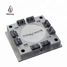 Electric Item Products Plastic Molding Made in China Plastic Wall Clock Mold
