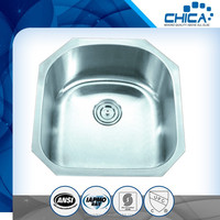 stainless steel kitchen hand wash basins made in china