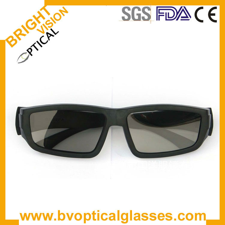 Bright Vision for movie TV Games polarized 3D glasses