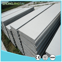 High Quality Great Compressive Strength EPS Cement Sandwich Wall Panel for Family House/Tourist Restaurants/Inn