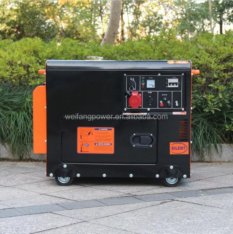 wholesale 5kw diesel generator portable price
