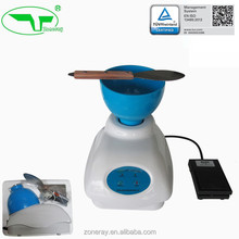Labor Saving Dentists Tools For Plaster Mixer With Foot Control