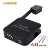 New product Cheap S-Video VGA RCA to HDMI Converter Manufacturer