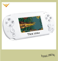 Handheld Game Player With 4GB MP3 MP5 Video FM Camera PSP PS1 N64 TV OUT Portable Game Console