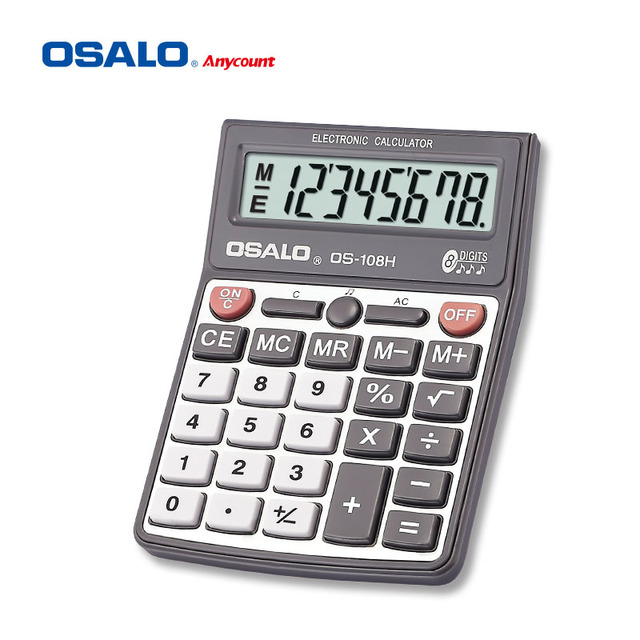 OSALO 8 digit electronic calculator wholesale calculator