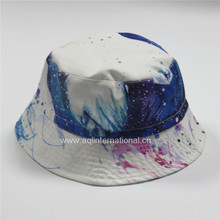 Fashion cypress hill bucket hat custom tie dyed printed bucket hats