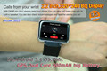 DM98 Smart watch MTK6572 Dual core 2.2 inch HD IPS LED Screen 900mAh Battery 512MB Ram 4GB Rom Android 5.1