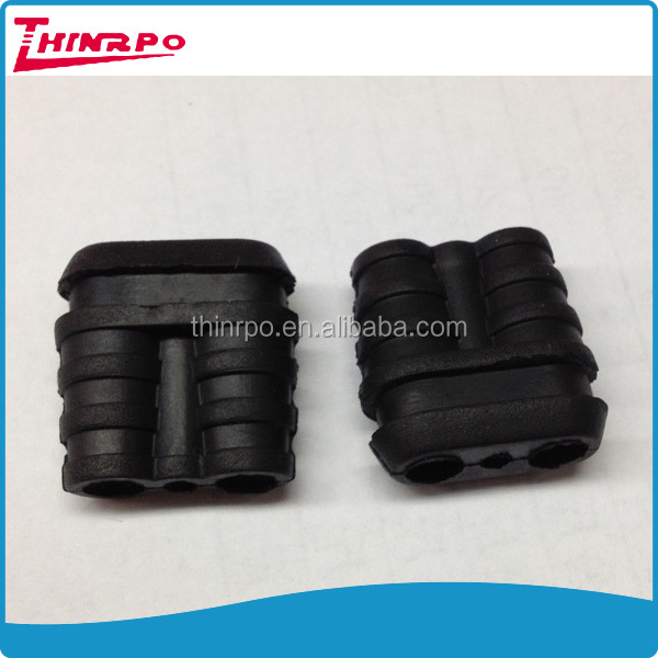 Custom made telescope shape silicone rubber accessories