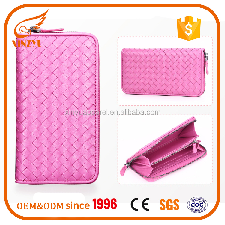 Fashion Latest Ladies Wallet New Model Purses Long Wallet