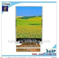 "1.77"" inch 128*(RGB)*160 with SPI interface cell phone tft lcd"
