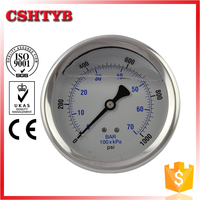 Hot new products for 2016 rear panel pressure gauge