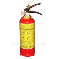 1KG BC Dry Chemical Powder Fire Extinguisher for Car