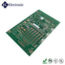 Manufacturing single / double sided fr4 pcb, pcb prototype manufacturer