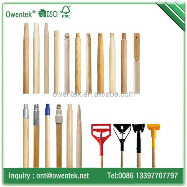 eucalyptus wood chips wooden snow shovel handle for garden hand tool wholesale