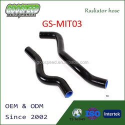 silicone radiator hose kit for EVO6 CP9A(4G63)