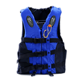 Outdoor Safety Equipment High quality Lifejacket for Adults Oversized Swim Professional Life Jackets Vest