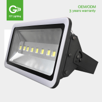 Factory High Power Aluminium mast light LED floodlight outdoor 400 watt led flood light