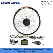 gearless electric bike motor 36v/48v 500w electric bicycle conversion kits ebike kit,KS-07