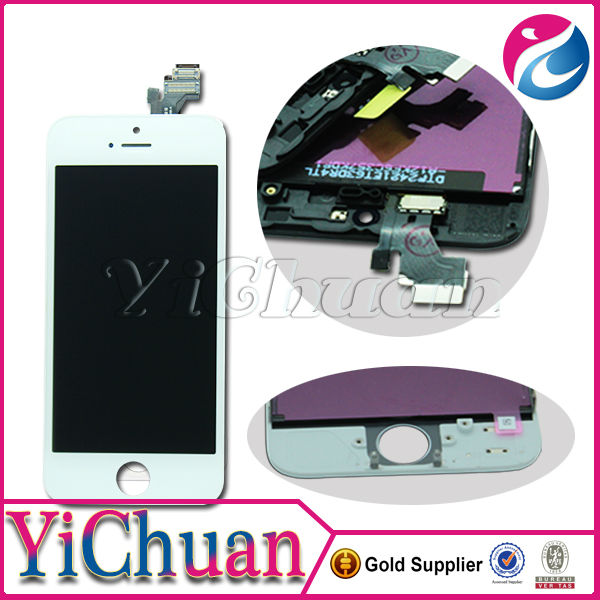 mobile phones lcd screen repair for iphone 5 unlocked lcd