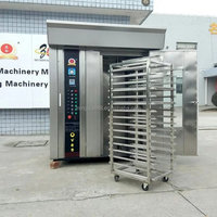 Bakery Equipment Rotor Oven Gas Electric