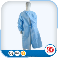 nonwoven disposable Isolation clothes/surgical gown surgical drapes gowns biodegradable medical gowns