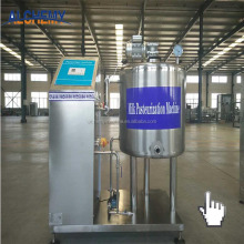 small milk pasteurizer pasteurization machine price