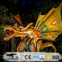 OA3051 Dinosaur Statue from How to Train your Dragon