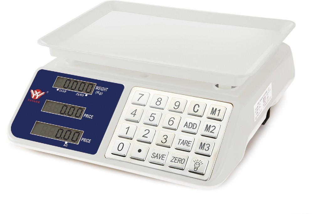china digital pricing scale 40 kg acs-30 electronic comupting