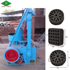 Honeycomb Briquette Press Machine/Coal Ball Briquette Making Machine