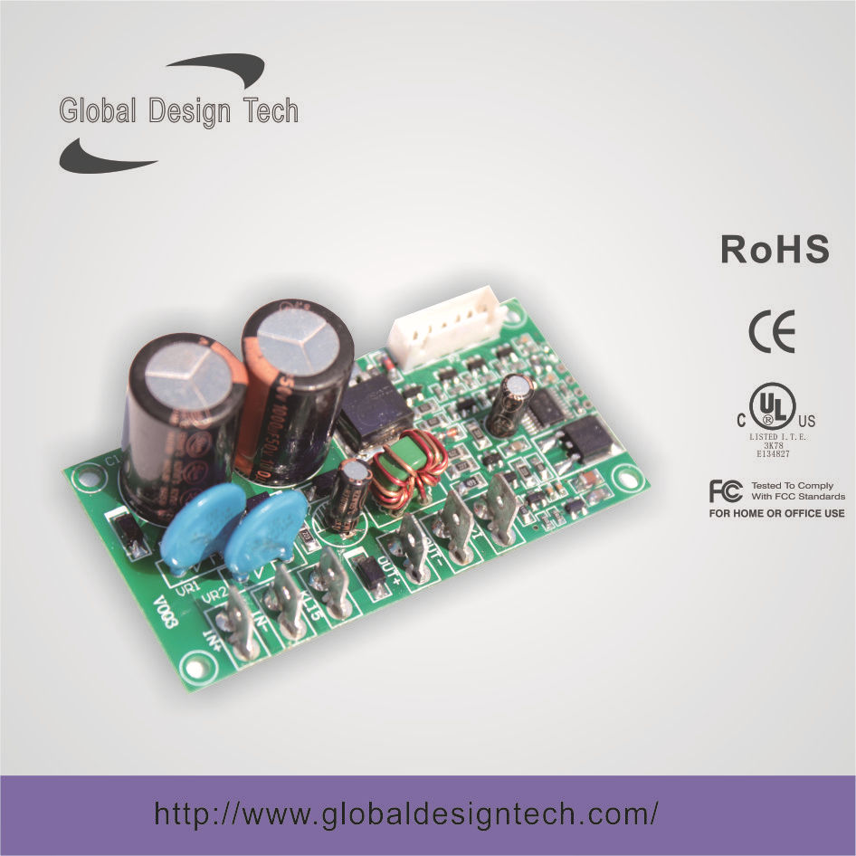Brushless Motor Controller for 60W 5A Car Vaccum Cleaner 24v brushlessdc motor control board