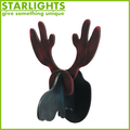New arrival handmade animal head wall mounts