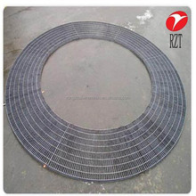 Directly Factory for Hot-dipped Galvanized Serrated Grating