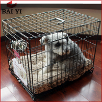 Professional Factory Wholesale Purple Dog Crate