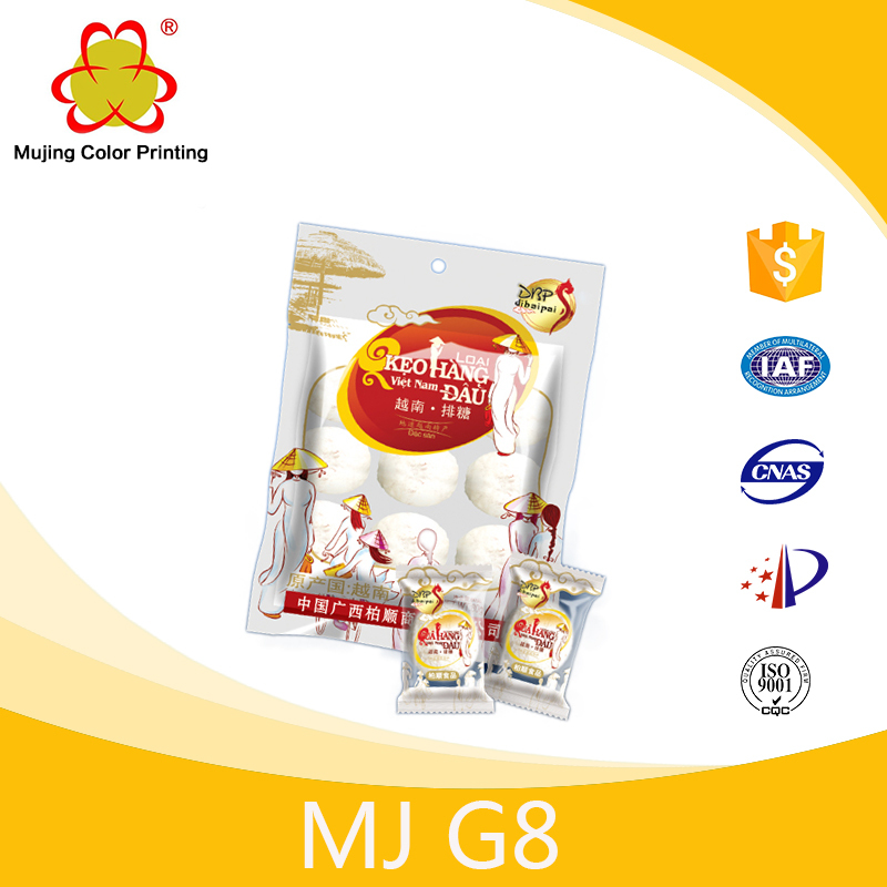 Plastic Packing Bag For Dried Fruit