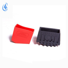rectangular chair base furniture rubber bumper feet square