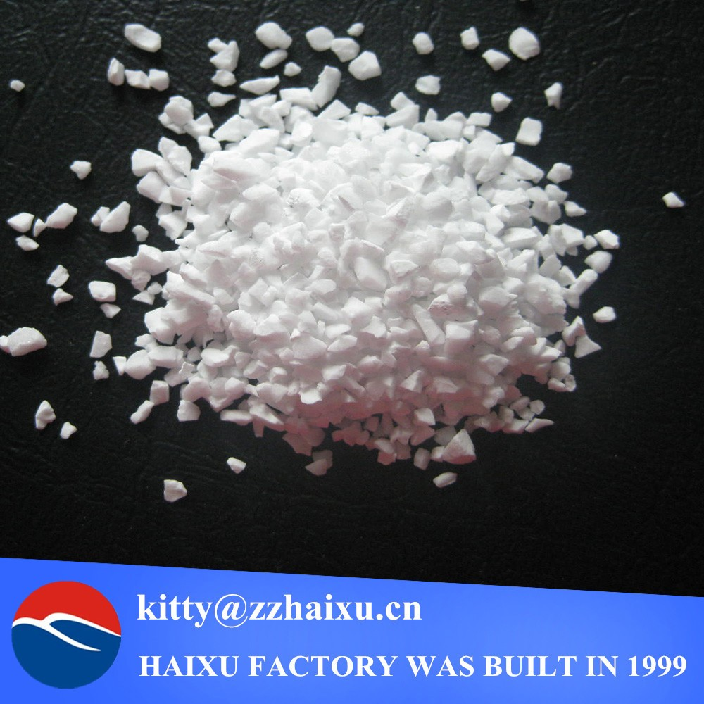 castable white tabular alumina plate sintering refractory material
