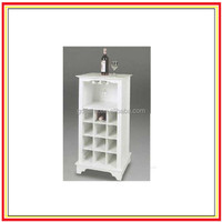 living room furniture liquor /glass cupboard Wooden Wine Storage Cabinet