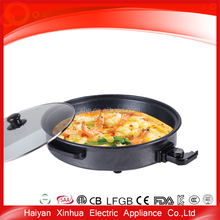 Portable New production foldable electric omelet pan
