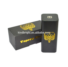 2017 new popular mechanical box mod 1:1 clone point blank box/hammer of god v3 box mod/hammer of god v2 box with high quality