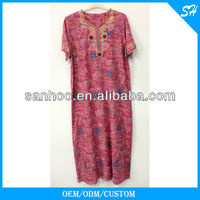 2013 New Design OEM Women Kaftan Wholesale